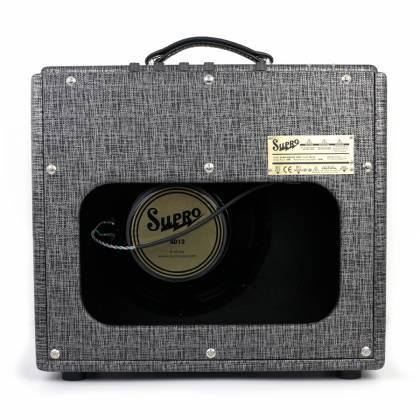 "Supro 1695T Black Magick - 25W 1x12"" Combo Amp Product Image 2"