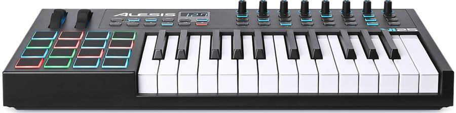 Alesis VI25 Advanced 25 Key USB MIDI Keyboard Controller Product Image 4