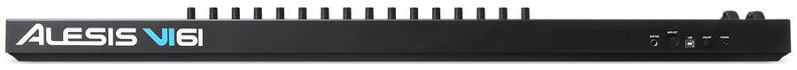 Alesis VI61 Advanced 61 Key USB MIDI Keyboard Controller Product Image 4