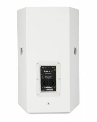 Wharfedale Pro Sigma12-Wht White 12 Passive 2-way 350W RMS Installation Speakers Product Image 4