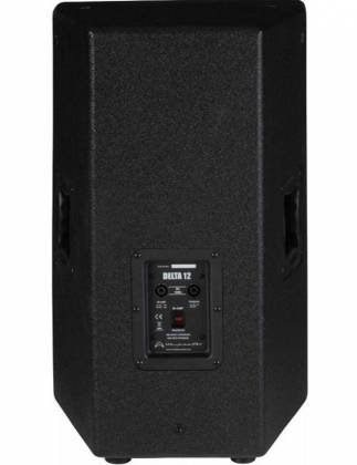Wharfedale Pro Delta 12 Passive PA Speaker - Black