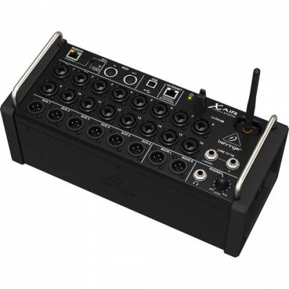 Behringer XR18 X Air 18-Channel, 12-Bus Portable Digital Mixer with Integrated Wi-Fi  Product Image 7