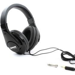 Shure SRH240A Closed-back Headphones Product Image