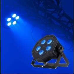 American DJ MEGA-HEX-PAR Compact RGBAW+UV LED Wash Light  Product Image
