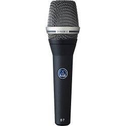 AKG D7 Varimotion Dynamic Microphone Product Image