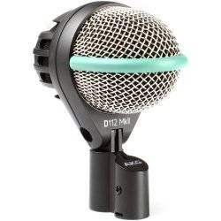 AKG D112-MK II Professional Bass Drum Microphone Product Image