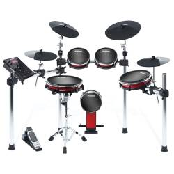 Alesis CrimsonIIKit 9-Piece Electronic Drum Kit with Mesh Heads Product Image