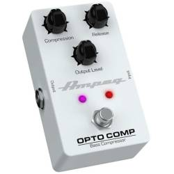 Ampeg OPTO COMP Analogue Optical Compressor Bass Effects Pedal opto-comp Product Image