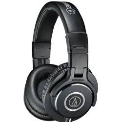 Audio Technica ATH-M40X Professional Monitor Headphones ath-m-40-x Product Image
