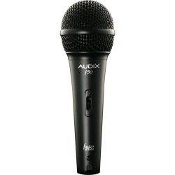 Audix f50S Handheld Cardioid Dynamic Microphone with On/Off Switch Product Image