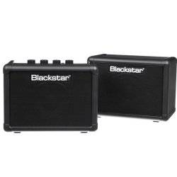 "Blackstar Fly3Pak 3-watt 1x3"" Combo Amp with Extension Speaker Product Image 1"