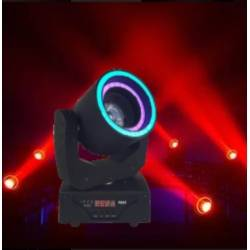 Blizzard HYPNO BEAM LED Moving Head Beam Fixture with programmable LED Rings hypno-beam Product Image
