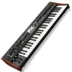 Behringer DEEPMIND 12 True Analog 12 Voice Polyphonic Synthesizer with 4 FX Engines Product Image