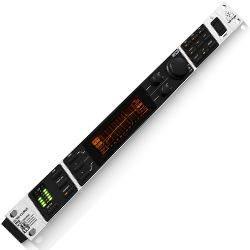 Behringer DEQ2496 Ultra-High Precision 24 Bit/96kHz Equalizer, Analyzer,  Feedback Destroyer
