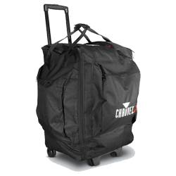Chauvet DJ CHS-50 Soft Sided Lighting Bag with Wheels and a Retractable Handle Product Image