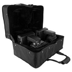 Chauvet DJ CHS-2XX Durable Carry Bag for 2 Intimidator Spot 255/260 Fixtures Product Image