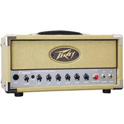 Peavey 03614150 CLASSIC 20 MH 20W/5W/1W Tube Guitar Amplifier Head with 2 Channels Product Image