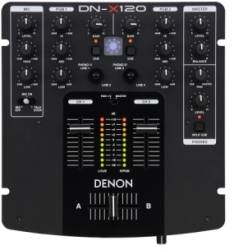 Denon DJ DNX-120 Small Profile DJ Mixer (clearance used - 9.5 condition) Product Image