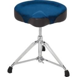 DDrum MBTT Mercury Blue Top Drum Throne Product Image