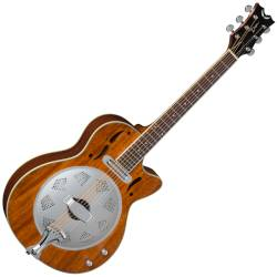 Dean RCE NM CE Cutaway 6 String RH Acoustic-Electric Resonator Guitar - Natural Product Image