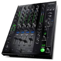 Denon DJ X1800 PRIME Professional 4 Channel DJ Club Mixer Product Image