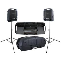 Peavey 03608630 ESCORT 6000 Bluetooth Enabled All In One 600 Watt 9 Channel PA System Product Image