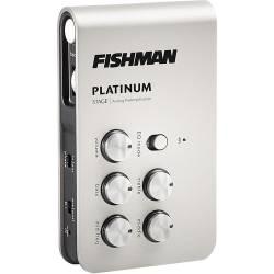 Fishman PRO-PLT-301 Platinum Stage EQ/DI Analogue Preamp Product Image