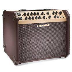 Fishman PRO-LBT-600 120W Loudbox Artist Bluetooth Bi-Amplified Acoustic Amplifier loud-box-pro-lbt-600 Product Image