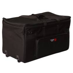 Gator MI GP-EKIT3616-BW Protechtor E-Kit Series Large Electronic Drum Kit Bag with Wheels Product Image
