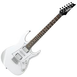 Ibanez GRX50-WH-d Gio RX Series 6 String Solid Body Electric Guitar in White (discontinued clearance)  (Prior Year Model) Product Image