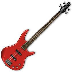 Ibanez GSR320-CA-d GIO Series 4 String Solid Body Bass in Candy Apple (discontinued clearance)  (Prior Year Model) Product Image