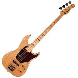Godin 041985 Passion RG-4 Swamp Ash Top 4 String Bass Guitar with Maple Fingerboard Product Image
