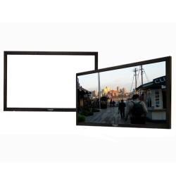 Grandview GV-PM084 LF-PU 84 Prestige Series Permanent Fixed Frame Screen 16:9 Format Product Image