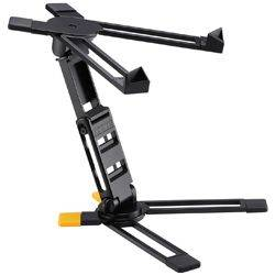 Hercules DG400BB Foldable Laptop Stand Product Image