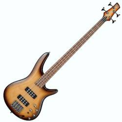 Ibanez SR370E-NNB 4 String RH Bass Guitar - Natural Browned Burst Product Image