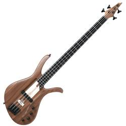 Ibanez AFR4WAP-NTF Premium Affirma 4 String RH Electric Bass with Case-Natural Flat  Product Image