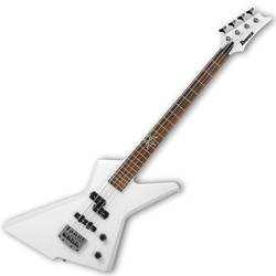 Ibanez MDB4-WH Mike D-Antonio Signature 4 String RH Electric Bass-White Product Image