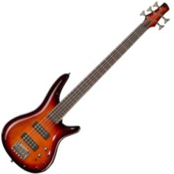 Ibanez SR375E-AWB-d Soundgear 5-String RH Electric Bass-Antique Whiskey Burst (discontinued clearance)  (Prior Year Model) Product Image