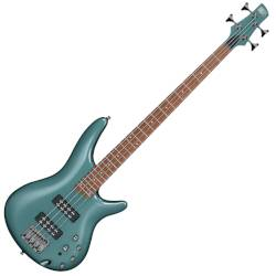 ibanez sr300e-msg sr standard series 4 string electric bass - metallic  sage green product