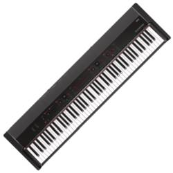 Korg Keyboards GS188 Grandstage Professional Stage Piano-Black  Product Image