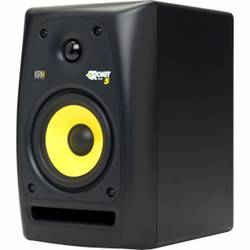 KRK RP5-G3 Rokit 5-inch Two-Way Active Powered Studio Monitor Product Image