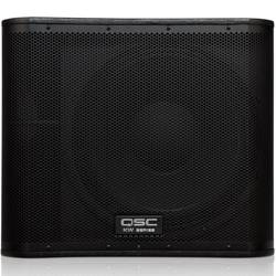 QSC Audio KW181 18 Inch Powered Subwoofer