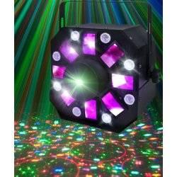 LC Group MIXLASER II V2 Led Strobe Laser Product Image