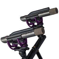 Aston AST-STARLIGHT/P Laser Targeting Pencil Microphone Stereo Pair Product Image