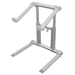 Odyssey LSTAND360MACSIL Mac Silver LSTAND 360 Ultra Laptop/Tablet Folding Quick Setup Stand Product Image