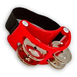 Latin Percussion LP188 Foot Tambourine Product Image