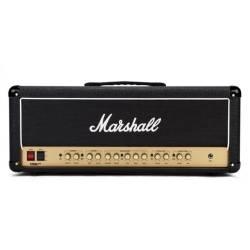 Marshall DSL100HR 100W Tube Guitar Amplifier Head dsl-100-hr Product Image