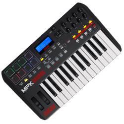 Akai MPK225 Performance Keyboard Controller Product Image