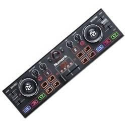 Numark DJ2GO2 Pocket DJ Controller with Audio Interface Product Image