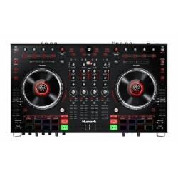 Numark NS6II 4-Channel Premium DJ Controller Product Image
